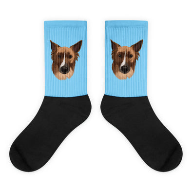 Custom Pet Print Socks