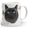 Special Background Custom Pet Print Mug