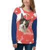 Special Dear Ugly Pet Print Unisex Sweater