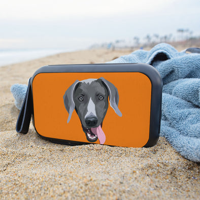 Custom Pet Print Bluetooth Speaker