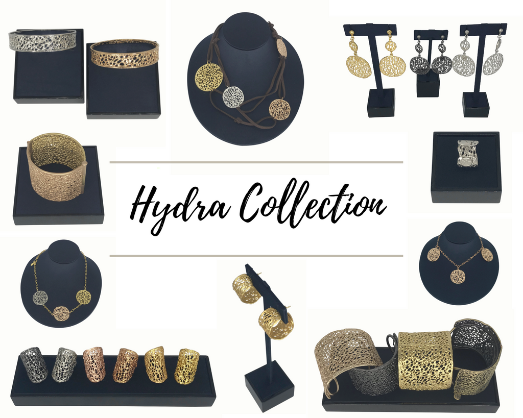 Hydra Jewelry collection