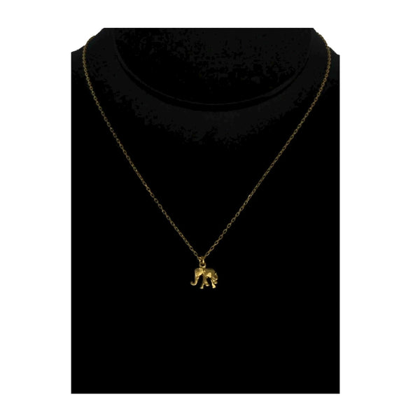 Necklace Fortune Elephant