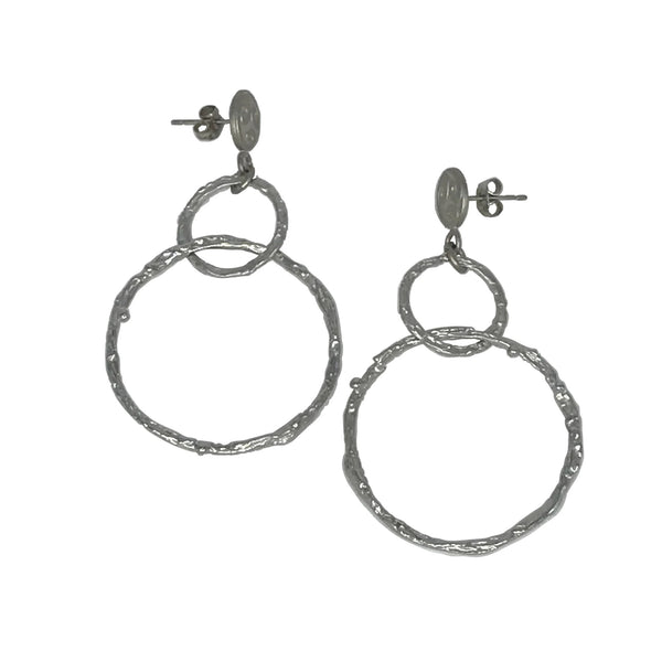 Earrings Infinity