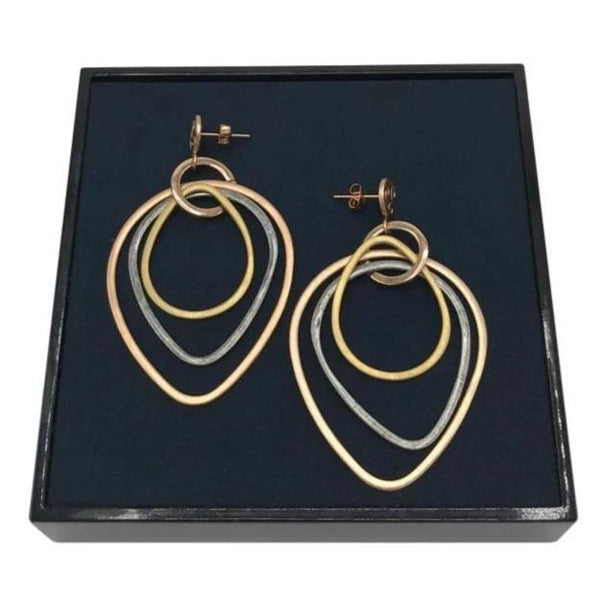 Earrings Teardrop