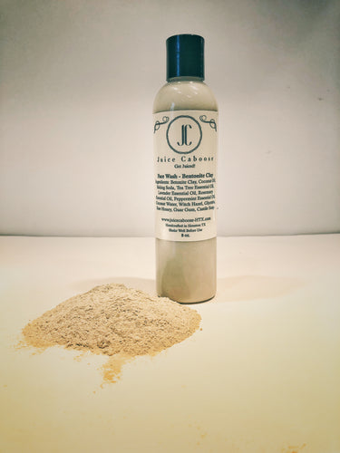 Bentonite Clay Face Wash