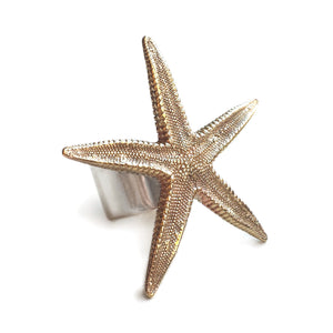 Giant Starfish Ring