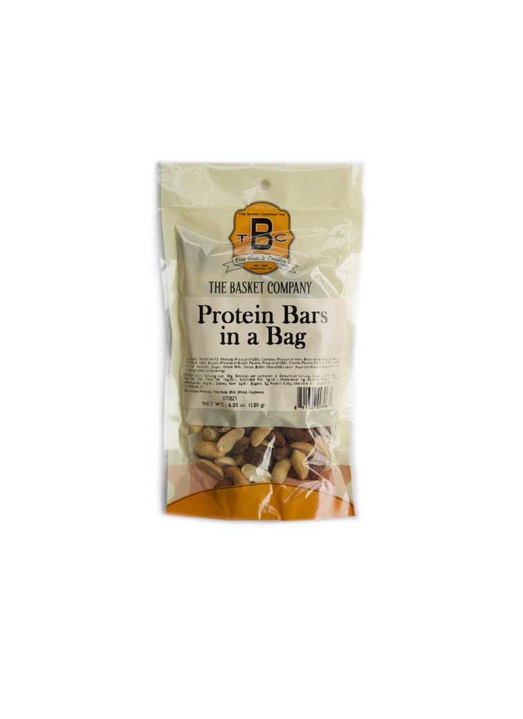 Protein Bars In a Bag