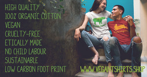 Yes: sustainable Tees produced with the highest possible ethical standards!