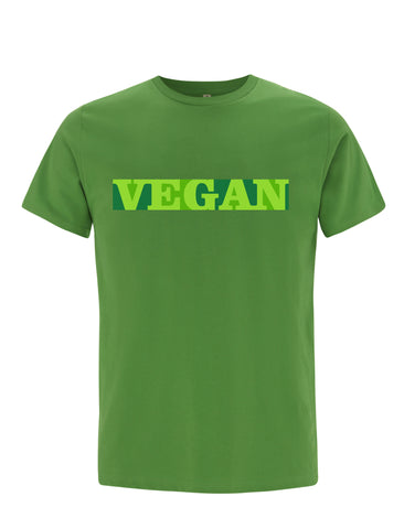 Green Vegan | 100% Organic Cotton T-shirt