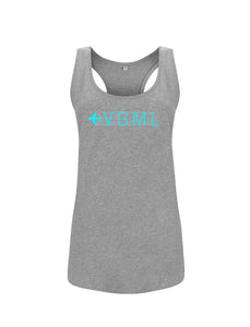 VGML | Vegan Meal Onboard | 100% Organic Cotton Women's Tank Top