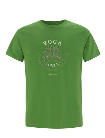 Yoga Lover | 100% Organic Cotton T-shirt