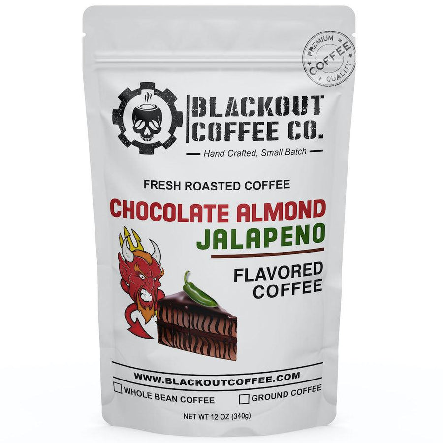 Chocolate Almond Jalapeno (Limited Edition Coffee)