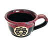 COLOSSAL 18 OZ SOUP MUG HANDMADE IN THE USA