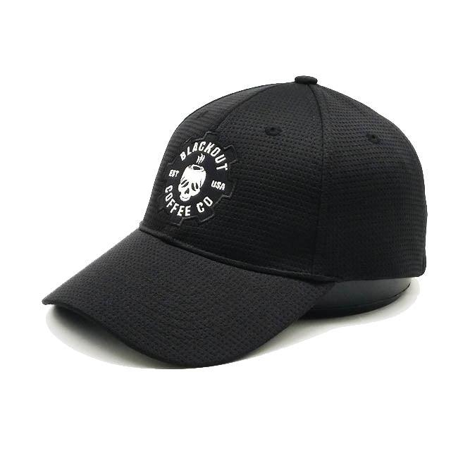 TACTICAL OPS BLACKOUT COFFEE HAT