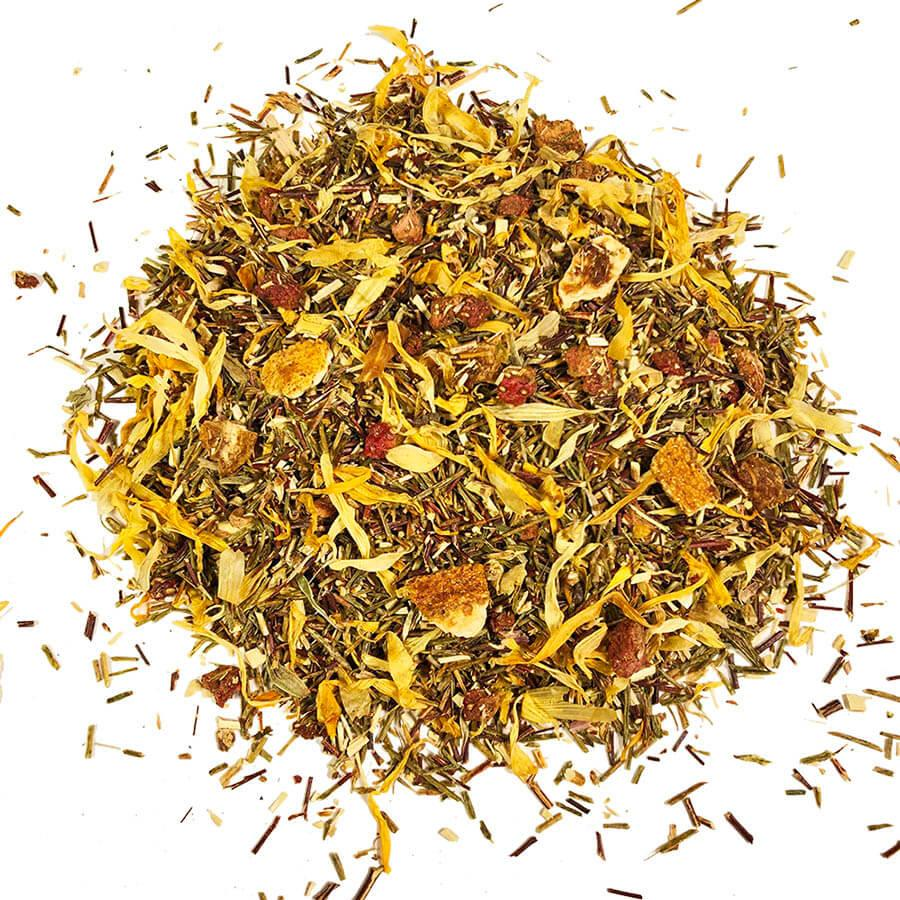 Green Rooibos Bliss Tea By Up Leaf Tea
