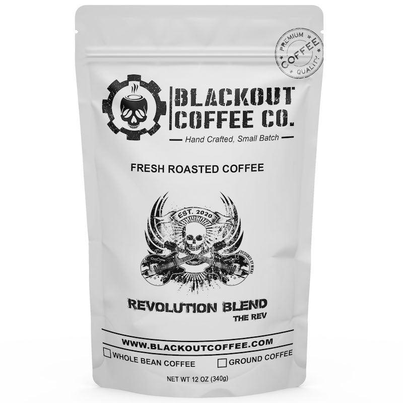 Revolution Coffee Blend by The Rev