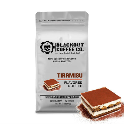 Tiramisu Flavored Coffee