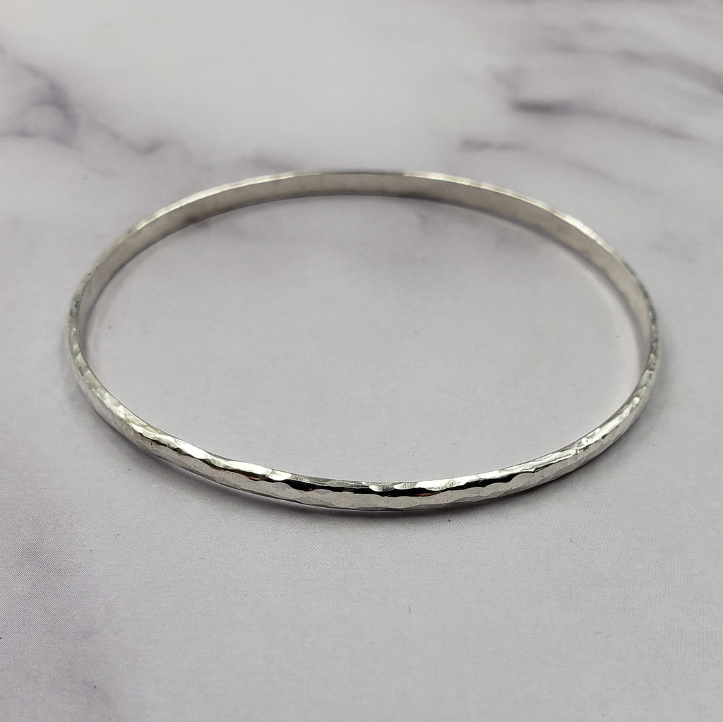 Skinny Heirloom Bangle