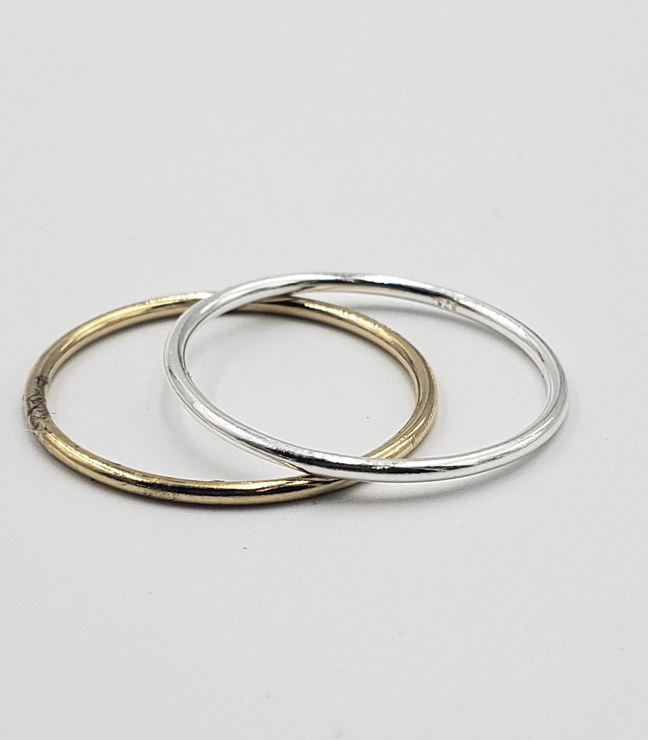 Ultra Skinny Stacking Ring
