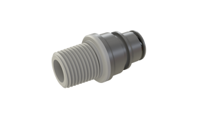 "Quick Coupler, Male, 1/2"" NPT"