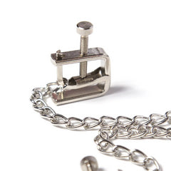 Nipple Clamps With Chain BDSM
