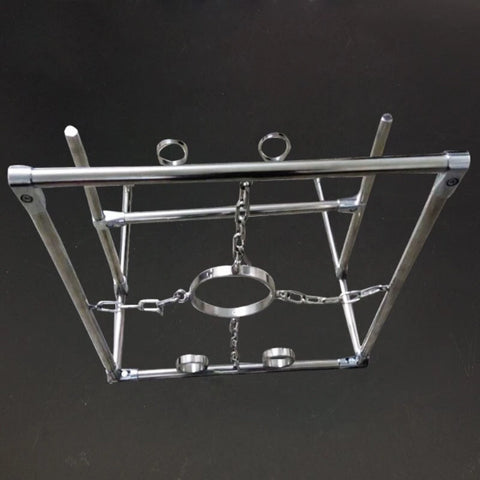 Kennel BDSM Stainless Steel