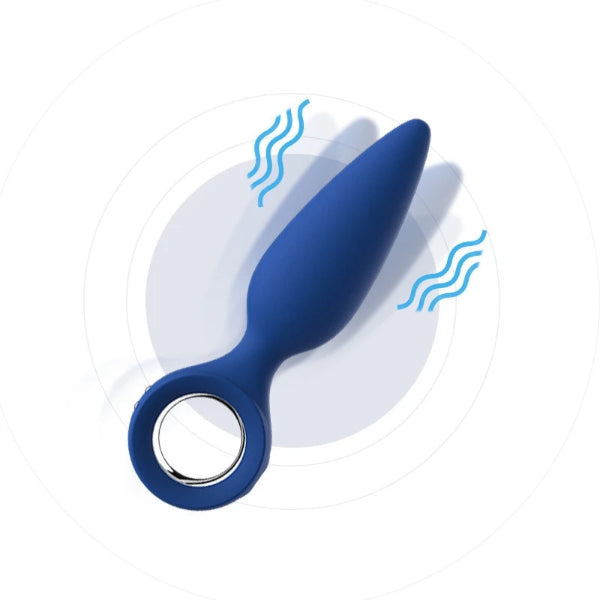 Anal Butt Plug With Vibration