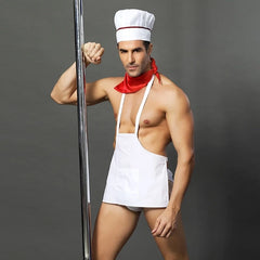 Cook Costume for Men