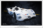 BMW V12 LMR by Mark Karvon