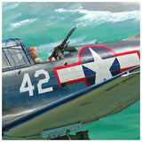 SBD Dauntless Gunner