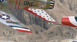 F-100D Thunderbirds Stars