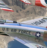 F-100D Thunderbirds