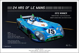 Matra-Simca MS670C by Mark Karvon