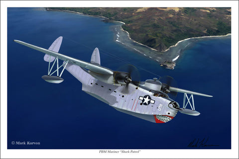 PBM Mariner by Mark Karvon