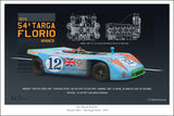 Porsche 908/3 Targa Florio by Mark Karvon