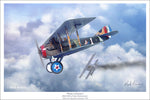 SPAD XIII by Mark Karvon