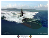 USS Los Angeles SSN 688