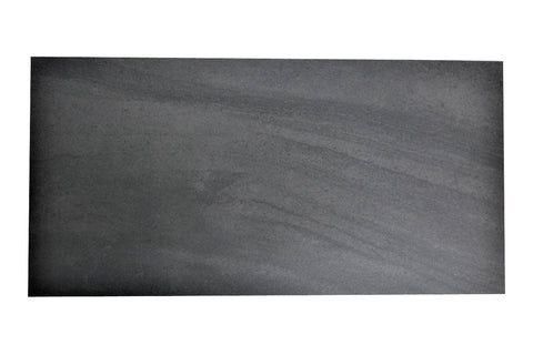 "Image of Sahara Porcelain Tile (Black) 12x24"" - $1.99 SQ FT/Case"
