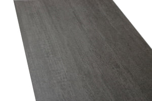 Woodgrain Porcelain Tile (Dark Grey) 12x24