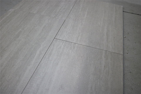 "Image of Woodgrain Porcelain Tile (Beige) 12x24"" - $1.99 SQ FT"