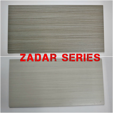 "Zadar Porcelain Tile (white) 12x24"" - $1.99 SQ FT"