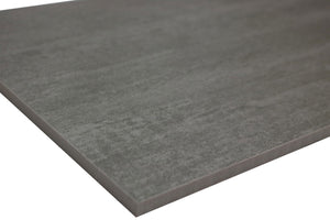 Woodgrain Porcelain Tile (Grey) 12x24