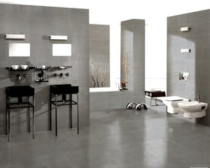 Sahara Porcelain Tile (Grey) 24x24