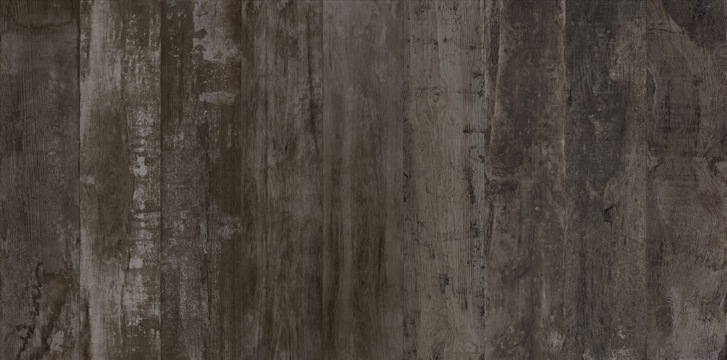 "Rustic Wood Porcelain Tile (Dark) 6x36"" - $2.75 SQ FT"