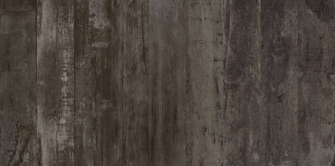 "Image of Rustic Wood Porcelain Tile (Dark) 6x36"" - $2.75 SQ FT"