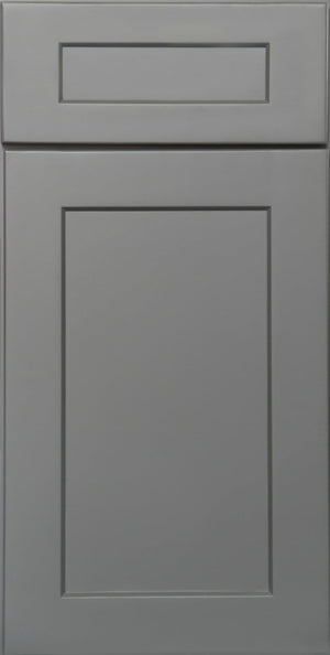 Graphite Grey Sample Door