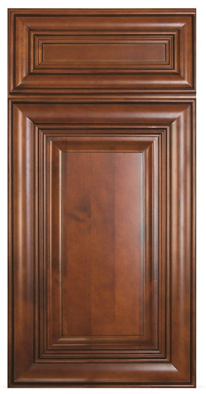 Phoenix Caramel Glaze Sample Door