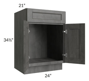 "Providence Slate Grey 24"" Bathroom Vanity"