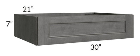 Providence Slate Grey 30x21 Desk Drawer