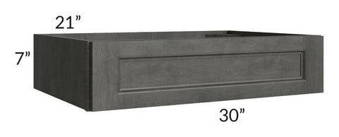 Providence Natural Grey 30x21 Desk Drawer